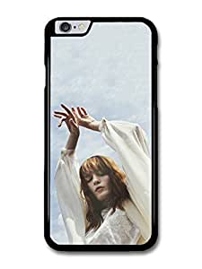"AMAF ? Accessories Florence + the Machine Ethereal with White Dress and Blue Sky case for iPhone 6 Plus (5.5"") by runtopwell"