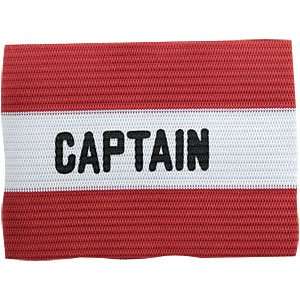 Kwik Goal Adult Captain Arm Band, Red