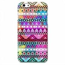 Case Iphone 6 / 6s motifs Aztec azteque - - azteque red B -
