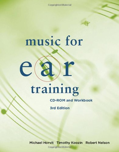 Music for Ear Training (with CD-ROM)