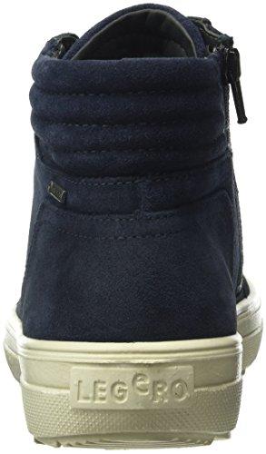 Niedrige 700630 Legero Sneakers Blau Niagara für Damen Mira 84 RzwqZ