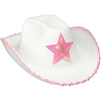 Amazon.com  Pink Child s Felt Cowboy Hats (1 dz)  Health   Personal Care bb1508bca6b