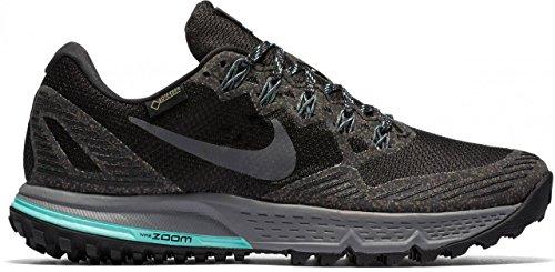 805570 De Chaussures Noir Nike 1 Femme Trail 001 H4TUPd