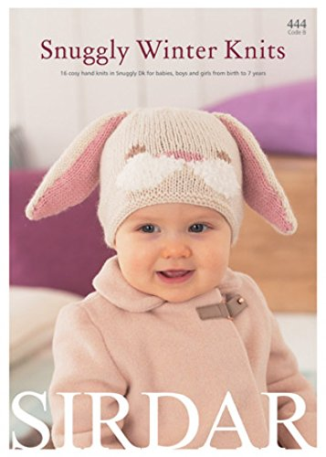 Sirdar Baby Snuggly Winter Knits 444 Knitting Pattern Book ()