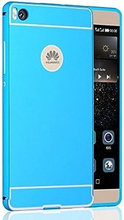 Prevoa ® 丨Metal Funda Cover Case para Huawei P8 Lite 5.0 Pulgadas ...