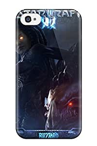 1538713K47146852 Excellent Design Starcraft Phone Case For ipod Touch4 Premium Tpu Case