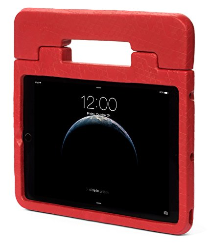 SafeGrip K97363WW Carrying Case for iPad Air 2 - Red