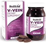 HEALTHAID V-Vein, 60 Count