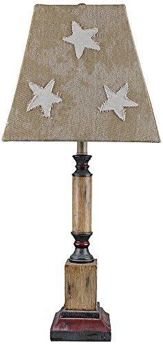 AHS Lighting L1639-U4 Independence Table Lamp, 12'' x 12'' x 27''