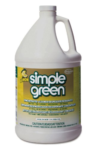 Amazon.com: Simple Green 14010 Lemon Scent All-Purpose Cleaner, 1 ...