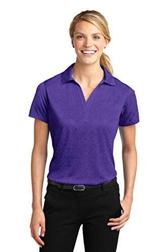 Sport-Tek Women's Heather Contender Polo M Varsity for sale  Delivered anywhere in USA