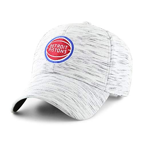OTS NBA Detroit Pistons Male Space Shot All-Star Adjustable Hat, Storm, One Size ()