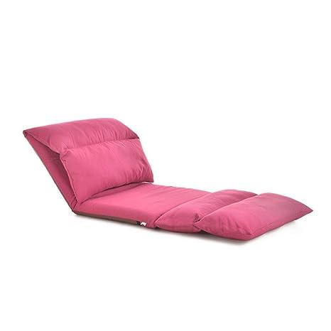 ZL-Sillón puff sofá Perezoso Dormitorio Sala de Estar Sola ...
