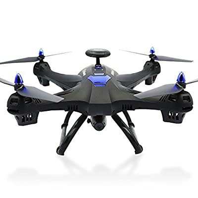 Professional Global Drone X183 with 5GHz WiFi FPV 1080P Camera GPS Brushless Quadcopter With Headless Mode One Key Return Easy Operation, Long Control Distance, Altitude Hold from GOGOBO