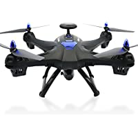 Quadcopter, Yamally_9R Global Drone X183 With 5GHz WiFi FPV 1080P Camera Toy (black)