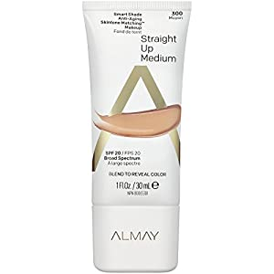 Almay Smart Shade Anti-Aging Skintone Matching Makeup, Medium
