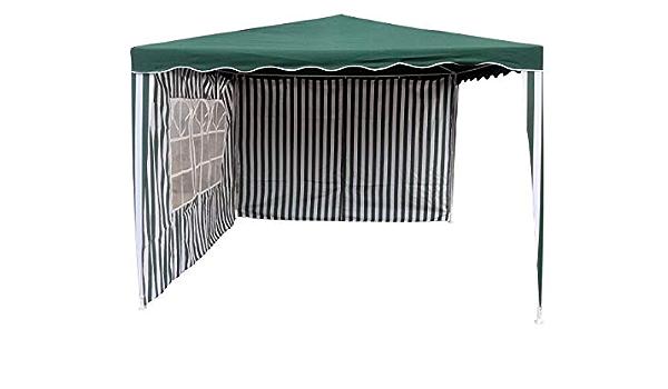 KG KitGarden - Carpa Desmontable 2x3 Jardin con 2 laterales ...