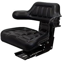 KM 250 Utility Suspension Assembly Seat Lawn Mowers, Windrowers Allis Chalmers, AGCO, Deutz-Allis, Ford, John Deere, Kubota, Massey Ferguson, Oliver/White, Versatile, Hustler