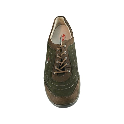 Waldläufer À Pour Femme Lacets Chaussures Marron Ville De vUwvarq