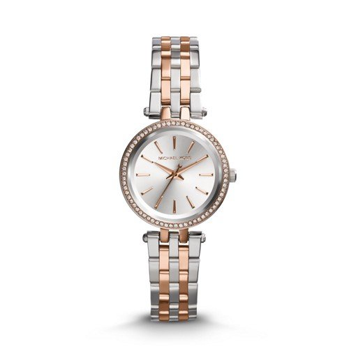 Michael Kors Women's Darci Two-Tone Watch - Mk Women