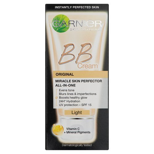 Garnier Nutri Miracle Skin Perfector BB Cream - Light 50ml Chom 3600541116306
