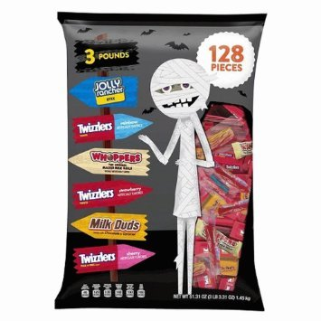 Candy Variety Bag - 56 oz Twizzlers Candy And Chocolate Variety Packs