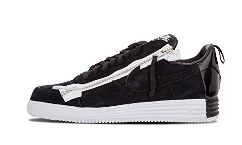 Lunar Men Sp Black Multicolour Force Blanco white Basketball Shoes Acronym Black Black 1 Nike d5PIZqd
