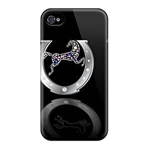 New Premium Flip Case Cover Rock N Roll 2014 Skin Case For Apple Iphone 5/5S Case Cover