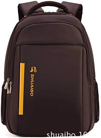 GKYZH Schulrucksack Jungen Teenager wasserdichte Multifunktions-Laptop-Schulrucksäcke für Jugendliche Jungen High Middle School Student Schultasche mit großer Kapazität