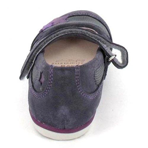 Däumling Spangenballerina , Farbe: lila
