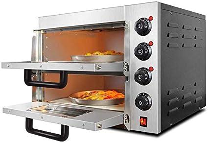 SWEET Horno Eléctrico Horno De Pizza Alitas De Pollo Horno ...