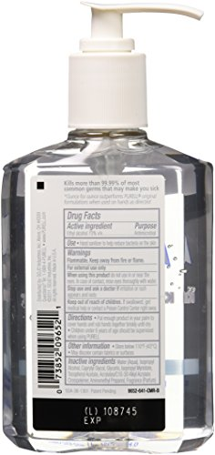 Purell Advanced Hand Sanitizer Refreshing Gel 8 oz by Purell (Image #3)