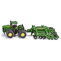 1:87 John Deere 9630 Tractor With Amazone Cultivator