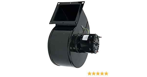 DRI-EAZ # 08-00257 REPLACEMENT BLOWER ASSEMBLY FOR DRIZAIR 1200 DEHUMIDIFIER NEW