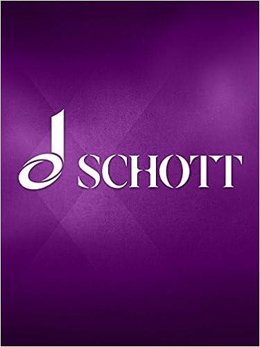 Schott Carl Maria von Weber - Concerto No. 2 in E-flat Major, WeV N. 13 Study Score Series Softcover