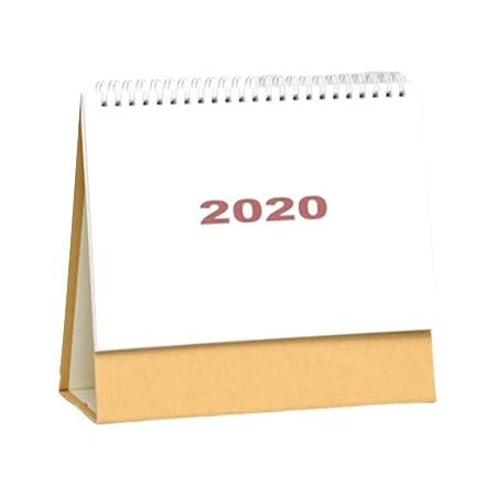 Destinely 2019-2020 Año académico Calendario de Escritorio/Pared ...