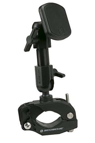 Scosche Spinning Bike MagicMount XL | Universal Magnetic Tablet Phone Mount Fitness Equipment, Elliptical Machines,...