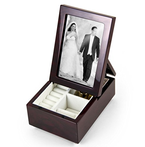 Photo Frame Musical Jewelry Box - 4