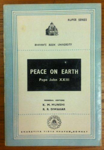Peace on Earth. Encyclical Letter of Pope John XXIII,