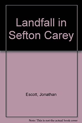 book cover of Landfall in Sefton Carey