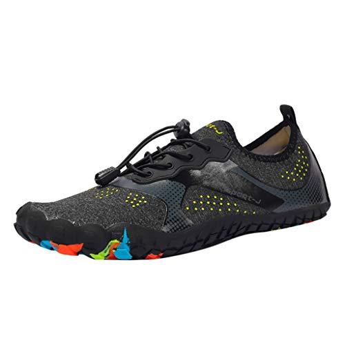 Men Quick-Dry Shoes, Pool Beach Swim Drawstring Shoes Creek Diving Water Shoes