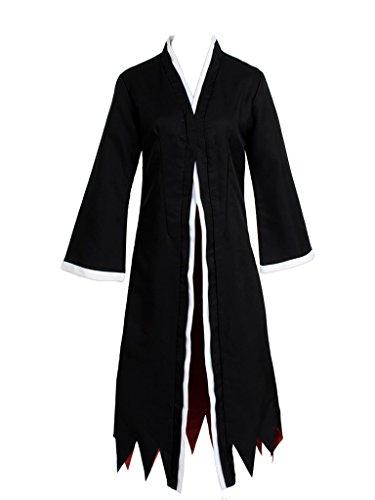 Kurosaki Ichigo Bankai Costume (Ichigo Kurosaki Bankai Costume B l e a c h Cosplay Mp002308 (L))