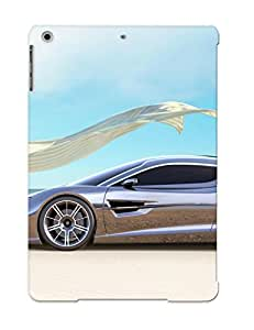 High Impact Dirt/shock Proof Case Cover For Ipad Air (2013 Aston Martin Dbc Concept Supercar ) wangjiang maoyi