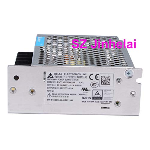 Utini PMT-12V50W1AA Authentic Original Switching Power Supply 4.2A 50W