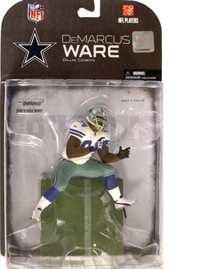 NFL 2008 Wave 2::Demarcus (Nfl 2008 Wave)