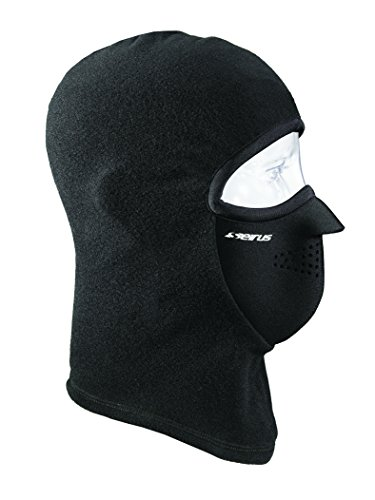 Clava Box (Seirus Innovation Junior Combo Clava Head Neck/4 Way Stretch Face Mask Protection, Black, One Size)