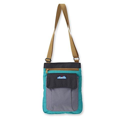KAVU for Keeps Backpack, Black Forest, One Size