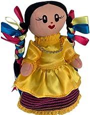Muñeca María pequeña, Corazón María.