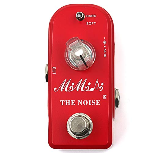 MIMIDI Guitar Pedal Noise Gate Noise Killer(307)