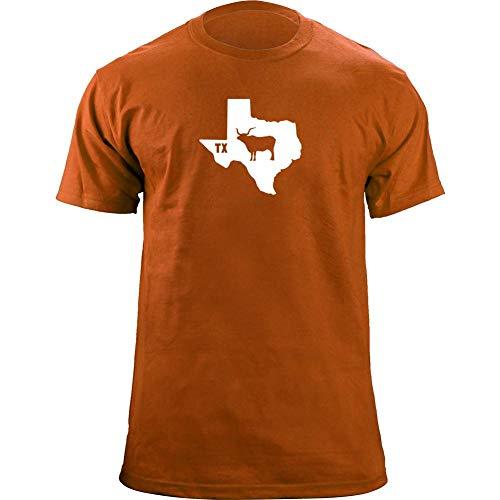 (Original I Longhorn Texas Classic T-Shirt (2X-Large,)